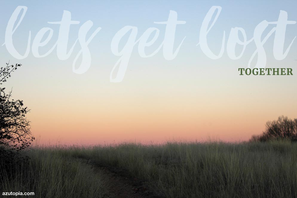 Inspiration, Dusk, Grassy Knoll, Prescott, Willow Lake Loop Trail, Arizona, Quote, Valentine's Day