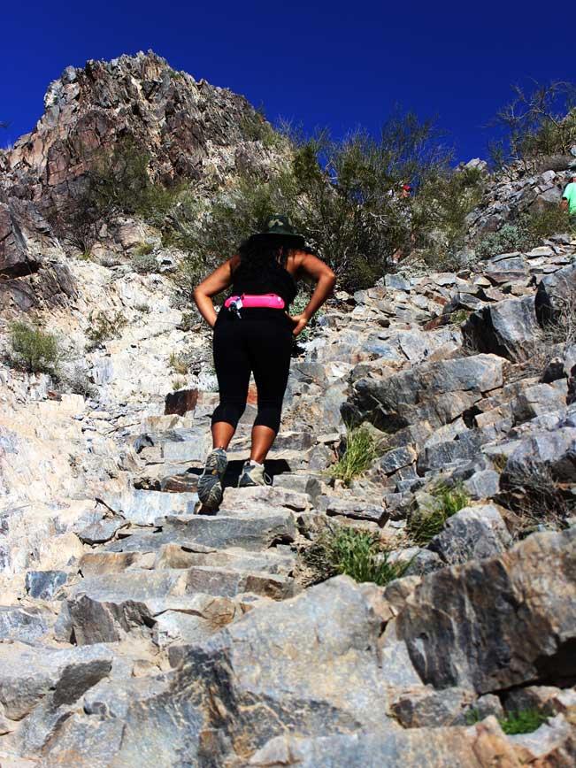 Piestewa Peak Summit Hiking Trail Stairway To Heaven