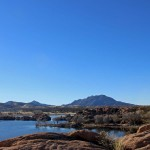 Scenic View, Willow Lake, Prescott,, Arizona, Boulders, Granite Mountain, Willow Lake Loop Hiking Trail, Water Hikes, Best Summer Hikes Arizona, Arizona Hiking Trails with Water