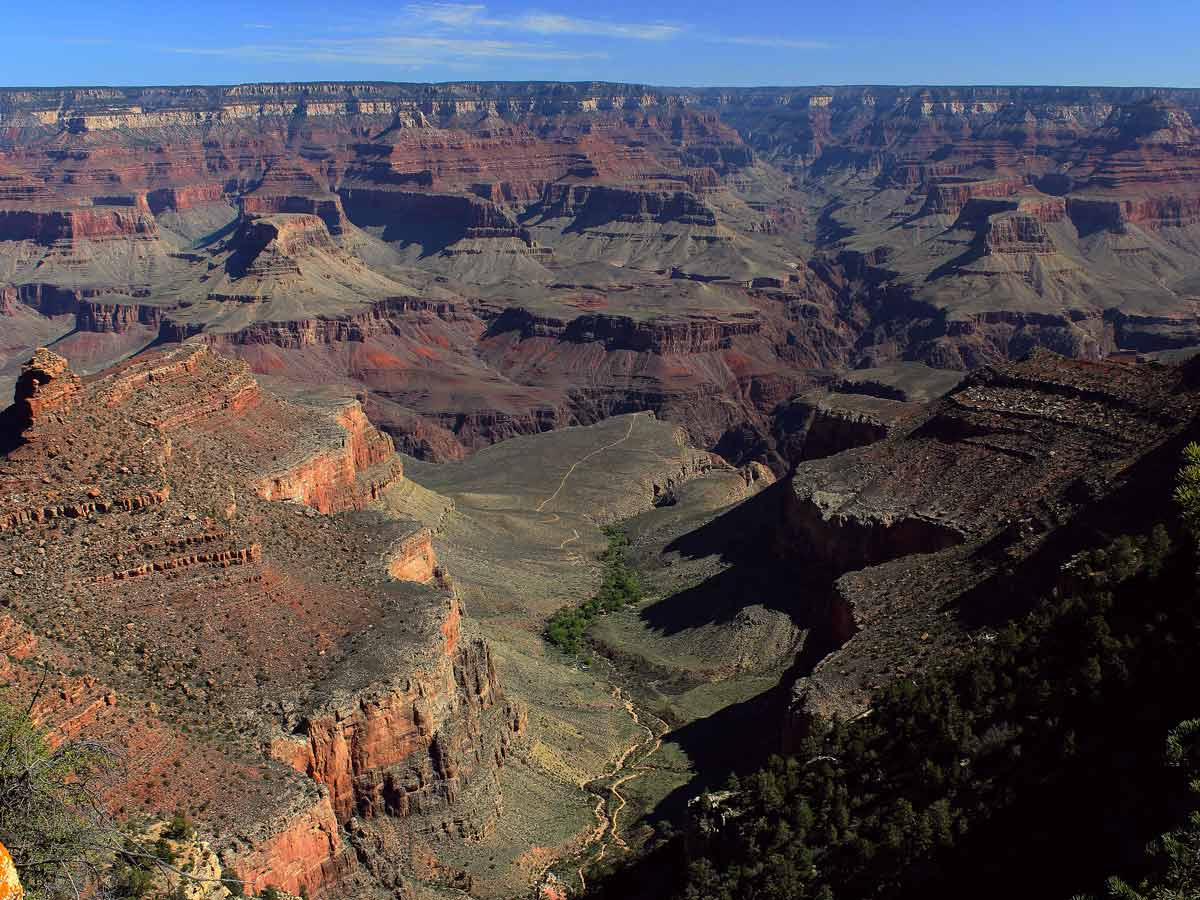 Distance From Sedona To Phoenix >> Grand Canyon's Bright Angel Hiking Trail: A must do!