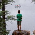 Young Hiker, Kayak, Woods Canyon Trail, Mogollon Rim, Northern, Arizona, Payson, Family Hikes, Arizona's Best Family Hikes