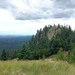 Landscape, View, Rocky Crest, Bill Williams Mountain, Bill Williams Hiking Trail, Williams, Arizona