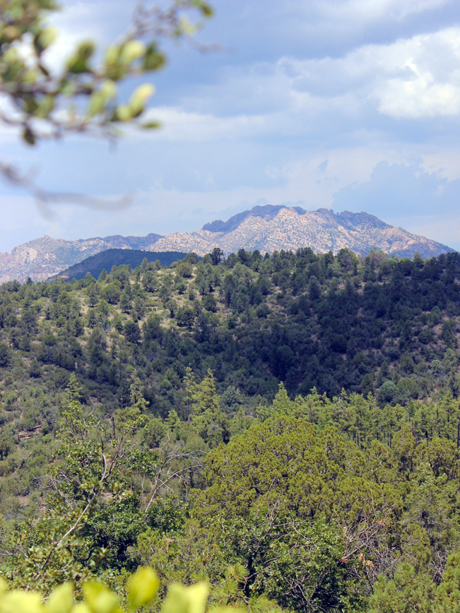 Landscape, View, Prescott, Arizona, Granite Mountain, Thumb Butte Loop Hiking Trail