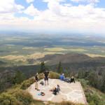 Hikers, Views, Summit, Peak, Flagstaff, Arizona, Kendrick Peak, Kendrick Mountain Hiking Trail, Flagstaff Area, Hiking Flagstaff AZ, Arizona Hiking Trails Flagstaff