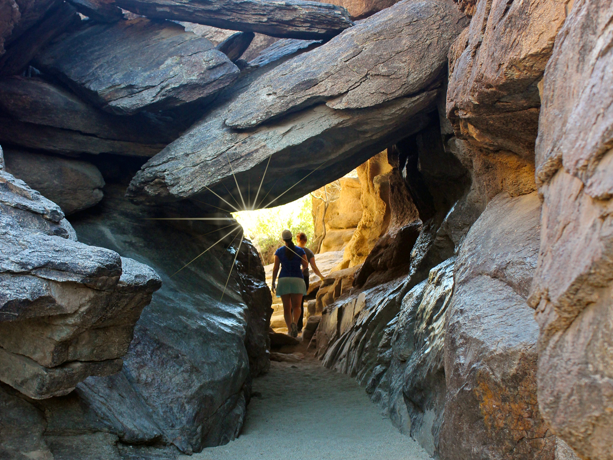 Elevation Gain Stone Mountain Hike : Hidden valley via mormon hiking trail secluded wonders