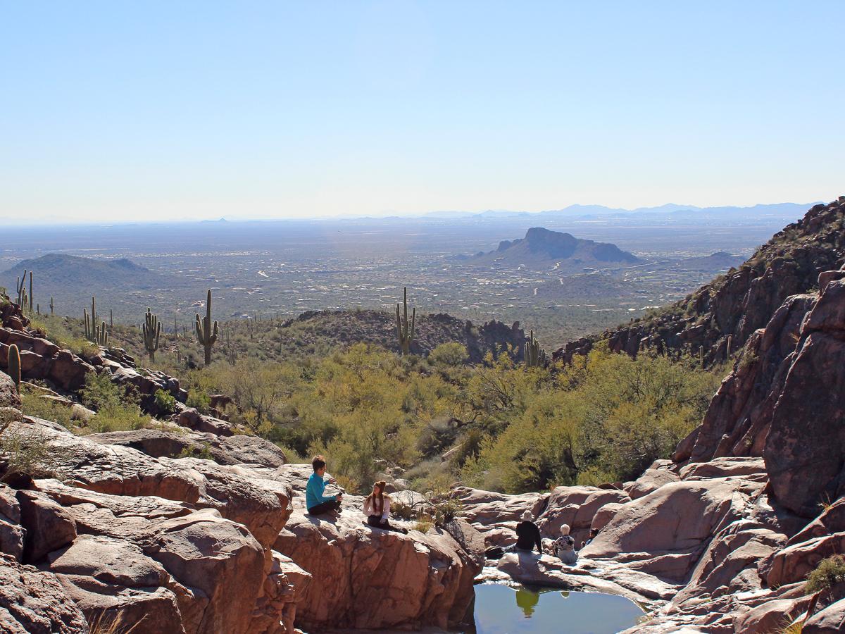 Arizona Hiking Trails Phoenix: Best Phoenix Area Hiking Trails