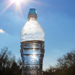Bottle of Water, sunny, Sky, Arizona, Palo Verdes, Saguaro, Hiking Tips, Hiking in Arizona Tips