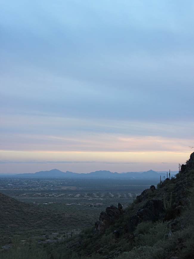 Landscape, View, Cave Creek, Arizona, Go John Hiking Trail, Cave Creek Regional Park, Mountains, Phoenix